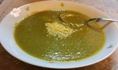 Cozinhando sem Glúten: Sopa de legumes cremosa