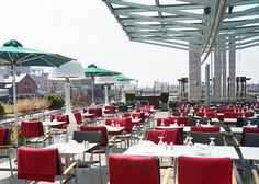 Miel Brasserie Provencale is located in the InterContinental Hotel at 510 Atlantic Ave on Boston's Waterfront.