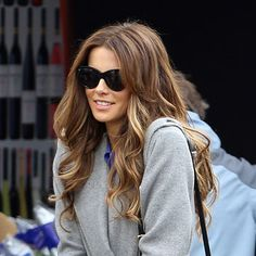 Kate Beckinsale's hair color