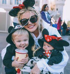 Disney World Day 2 - Barefoot Blonde by Amber Fillerup Clark