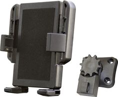 PanaVise - PortaGrip Phone Holder for Select Cell Phones - Matte Black