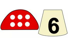 Математические мухоморчики Math Games, Preschool Activities, Numbers Preschool, Busy Book, Letters And Numbers, Kindergarten, Learning, Crafts, Language