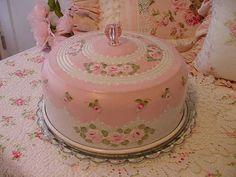 Vintage Cake Saver