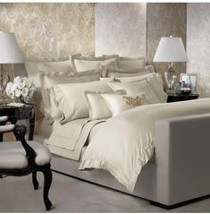Sateen Duvet Cover #elegant#hemstitching#cover