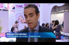 Clínicas EVA en TVE. Informativo del 20/10/13