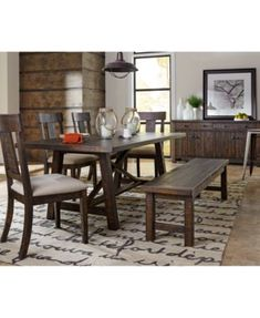 Avondale 6-Pc. Dining Room Set, Only at Macy\'s, (60\