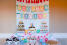 Hashtag Double Digits 10th Birthday Party