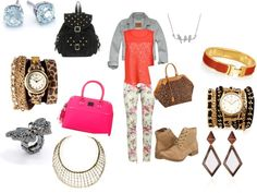 """Untitled #144"" by michelle-gurrola on Polyvore"