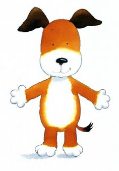 """Kipper the Dog,"" shown on PBS and the Sprout cable channel, recounts the quiet adventures of two dogs and their friends."