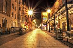 Southend-on-sea, Essex UK Hightstreet