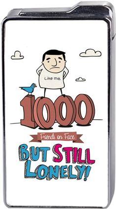 1000 Arkadaş Kendin Tasarla - Çakmak