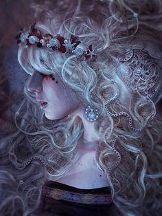Medusa by AlexandraVBach