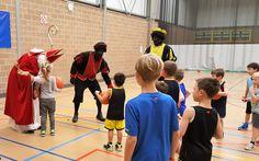 Sinterklaas-event bij BasketMalle