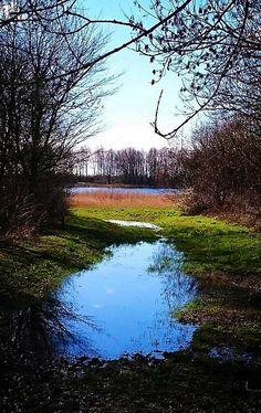 Recreatiegebied Geestmerambacht Langedijk