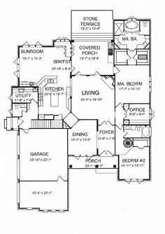 Rectangular Mediterranean House Plans moreover Sims Homes also Retro Designed House Plans further Metal Barn Homes in addition Cottage. on farmhouse dining room