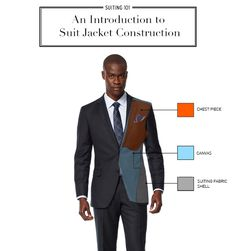 Suiting 101: An Introduction to Suit Jacket Construction   The Compass