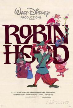 Robin des Bois Poster sur AllPosters.fr