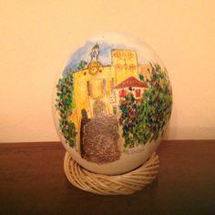 Cittadella e l'uovo di struzzo