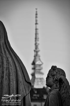 Nero e Bianco #moleantonelliana #Torino #Fotografandocreativamente