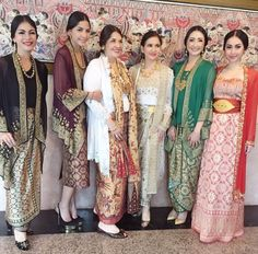 #Songket Collection by Ghea Fashion Studio #Indonesia