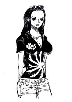 Different styles … One Piece. – – One Piece Nico Robin, Zoro And Robin, One Piece Manga, One Piece Drawing, Nami One Piece, Dark Souls, Nami Swan, One Piece Tattoos, The Pirate King