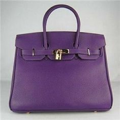 Hermes Purple Purse EmyBaker- If anyone wants to buys this for me let me know.  Love LOVE LOVE this purse