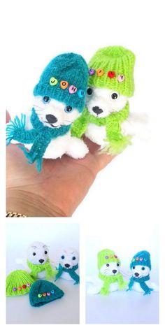Amigurumi Baby Seal Free Pattern – Amigurumi Free Patterns And Tutorials Doll Amigurumi Free Pattern, Amigurumi Doll, Animal Knitting Patterns, Crochet Patterns, Crochet Hooks, Free Crochet, Baby Seal, Hello Dear, Single Crochet