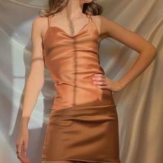 Louise Slip Cowl Neck Midi Dress Digital Pattern // UK 6-16   Etsy Youtube Sewing, Beautiful Dresses, Nice Dresses, Dress Tutorials, Print Layout, Polka Dot Print, Pdf Sewing Patterns, Digital Pattern, Satin Fabric