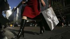 Image copyright                  Getty Images                                                     The US economy grew at the fastest pace in two years in the third quarter, initial figures have indicated. The world's largest economy grew at an annual rate of 2.9% in the three months to September, the Commerce Department said. Analysts had predicted growth o