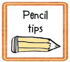 Management : PENCIL MANAGEMENT IDEAS  Check out this post for some creative solutions to chr