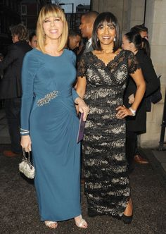 Photo of Kate Garraway - The 2014 Pride of Britain Awards - Arrivals - Picture Browse more than pictures of celebrity and movie on AceShowbiz. Curvy Women Outfits, Clothes For Women, Carol Kirkwood, Pride Of Britain, Kate Garraway, Susanna Reid, Tv Girls, Holly Willoughby, Full Figured Women