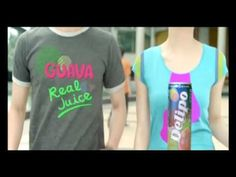 "TVC Delipo Juice ""Fresh Fibrous Fun"""