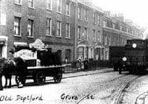 Deptford Grove Street