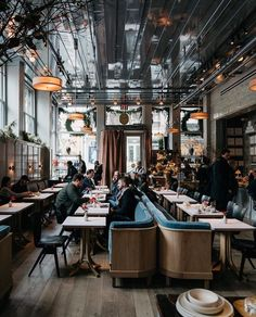 INDUSTRIAL STYLE RESTAURANTS YOU CAN'T MISS