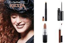 MAC Kiesza, collezione make up - https://www.beautydea.it/mac-kiesza-collezione-make-up/ - Una linea trucco trendy e sofisticata come la splendida cantante ballerina a cui si ispira: scopriamo in anteprima la collezione Kiesza X Mac.