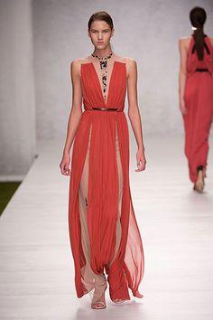 The Best Looks From London Fashion Week: Spring 2014 - Marios Schwab