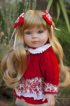 "HARMONY CLUB DOLLS 18"" dolls the size of American Girl. Visit www.harmonyclubdolls.com"
