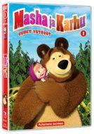 Masha ja karhu 1  Prismassa 8,95€ Teddy Bear, Toys, Animals, Activity Toys, Animales, Animaux, Toy, Teddy Bears, Animal Memes