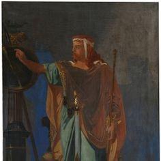 Explora la colección > serie cronológica de los reyes de españa - Museo Nacional del Prado Vaporwave, Painting, Kings Of Leon, Canvases, Paintings, Oil On Canvas, Exhibitions, Museums, Painting Art