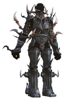 Yuuzhan Vong Vonduun Crab Armor