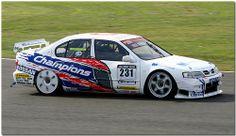 Nissan Primera BTCC Dutch Supercar Challenge Silverstone 2006
