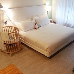 NU Hotel - NY Stokke Sleepi mini crib