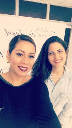 Clienta feliz con sus #cejasPerfectas #ToquedeAngel con #Micropigmentacion