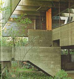 Paulo Mendes da Rocha: Casa Butantã, São Paulo, Brazil, 1964-67.