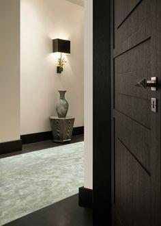 beautiful door and hardware