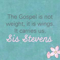 Sister Jean A Stevens #ldsconf #ldsconf2014 #genconflove