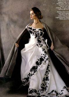 Natalia Vodianova by Steven Meisel