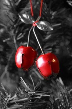Red Bells tree ornaments
