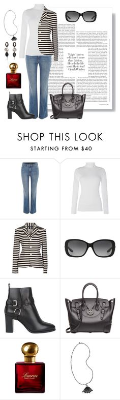 """Ralph Lauren"" by eereich ❤ liked on Polyvore featuring Lauren Ralph Lauren, Ralph Lauren, women's clothing, women, female, woman, misses and juniors"