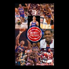 Detroit Pistons - Bad Boys